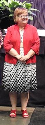 Reverend Judy Hall